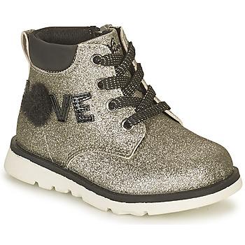 Παπούτσια Κορίτσι Μπότες Chicco FLORINA Silver