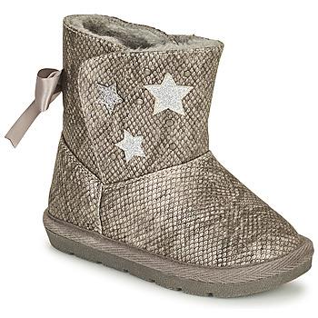 Παπούτσια Κορίτσι Μπότες για την πόλη Chicco CLOVY Silver