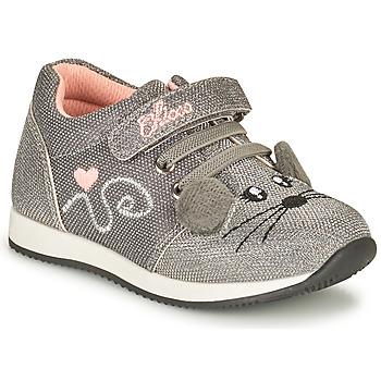 Παπούτσια Κορίτσι Χαμηλά Sneakers Chicco FLEXY Silver