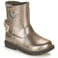 Παπούτσια Κορίτσι Μπότες για την πόλη Chicco CALLINA Silver