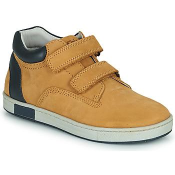 Παπούτσια Αγόρι Ψηλά Sneakers Chicco CODY Brown / Marine
