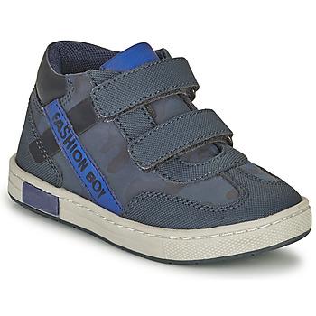 Παπούτσια Αγόρι Ψηλά Sneakers Chicco CORFU Marine