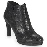 Παπούτσια Γυναίκα Μποτίνια Tamaris GETTE Black