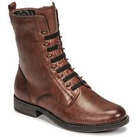 Παπούτσια Γυναίκα Μπότες Tamaris MISTAK Brown
