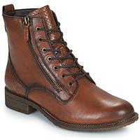 Παπούτσια Γυναίκα Μπότες Tamaris PEPIR Brown