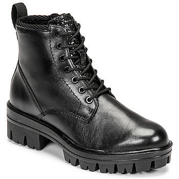 Παπούτσια Γυναίκα Μπότες Tamaris HOULI Black