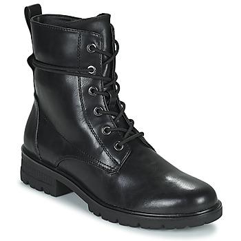 Παπούτσια Γυναίκα Μποτίνια Tamaris LOUNI Black