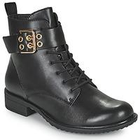 Παπούτσια Γυναίκα Μπότες Tamaris MOULIB Black