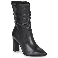 Παπούτσια Γυναίκα Μπότες για την πόλη Tamaris BRESSA Black