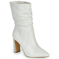 Παπούτσια Γυναίκα Μπότες για την πόλη Tamaris BRESSA Beige