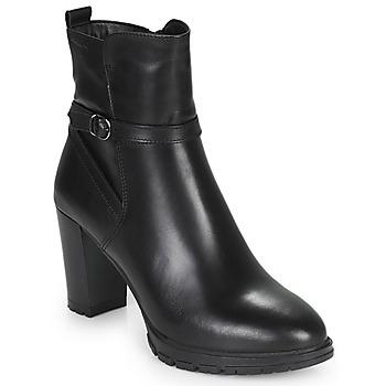 Παπούτσια Γυναίκα Μποτίνια Tamaris TETAS Black