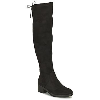 Παπούτσια Γυναίκα Μπότες για την πόλη Tamaris GUILIA Black