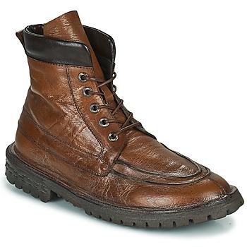 Παπούτσια Άνδρας Μπότες Moma COMBAT Brown