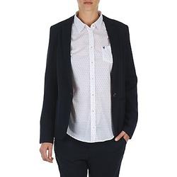 Υφασμάτινα Γυναίκα Σακάκι / Blazers Marc O'Polo CLOTHILDE Marine