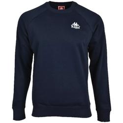 Υφασμάτινα Άνδρας Φούτερ Kappa Taule Sweatshirt Bleu marine