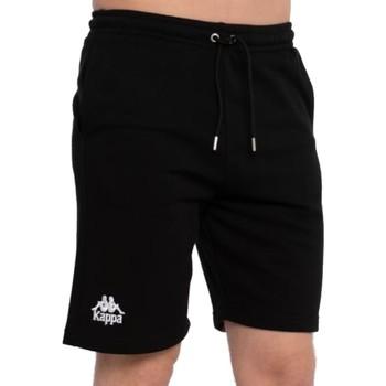 Υφασμάτινα Άνδρας Σόρτς / Βερμούδες Kappa Topen Shorts Noir