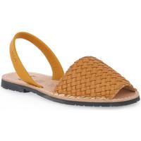Παπούτσια Γυναίκα Σανδάλια / Πέδιλα Rio Menorca RIA MENORCA MUSTARD 3039 Arancione