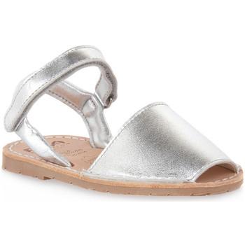 Παπούτσια Κορίτσι Σανδάλια / Πέδιλα Rio Menorca RIA MENORCA METALIZADO PLATA Grigio