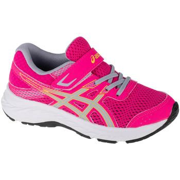Παπούτσια Παιδί Fitness Asics Contend 6 PS Rose