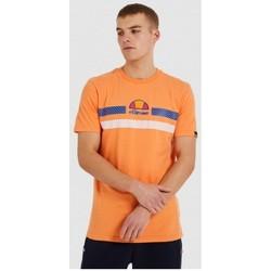 Υφασμάτινα Άνδρας T-shirt με κοντά μανίκια Ellesse CAMISETA CORTA HOMBRE  SHI09758 Orange