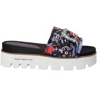 Παπούτσια Γυναίκα Τσόκαρα Fornarina PE18FE2901 Μαύρος