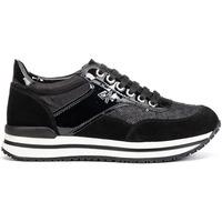 Παπούτσια Γυναίκα Χαμηλά Sneakers Lumberjack SW04805 010 V91 Μαύρος