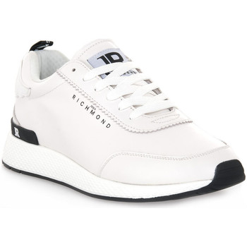 Xαμηλά Sneakers Richmond BIANCO NAPPA
