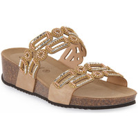 Παπούτσια Γυναίκα Τσόκαρα Grunland CIPRIA 70 ANIN Rosa