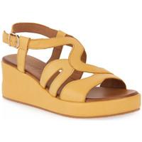 Παπούτσια Γυναίκα Σανδάλια / Πέδιλα Grunland GIALLO I8ZIPE Giallo