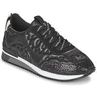 Παπούτσια Γυναίκα Χαμηλά Sneakers Desigual BROKER BOMBAY Black