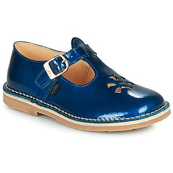 Παπούτσια Κορίτσι Σανδάλια / Πέδιλα Aster DINGO Μπλέ / Vernis