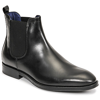 Παπούτσια Άνδρας Μπότες Azzaro SEVILLE Black