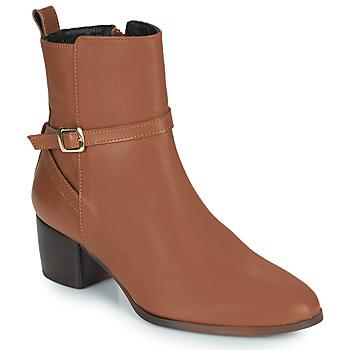 Παπούτσια Γυναίκα Μπότες JB Martin AUDE Brown