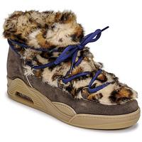 Παπούτσια Γυναίκα Μπότες Serafini MOON LOW Leopard