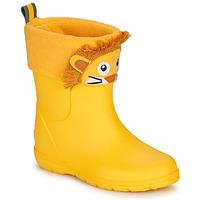 Παπούτσια Παιδί Μπότες βροχής Isotoner 99314 Yellow