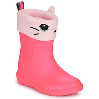 Παπούτσια Κορίτσι Μπότες βροχής Isotoner 99314 Ροζ