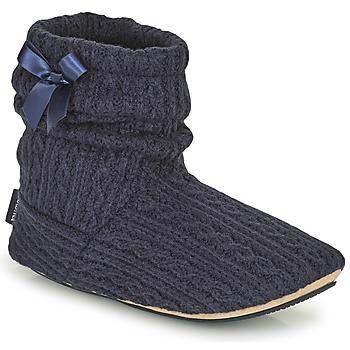 Παπούτσια Γυναίκα Παντόφλες Isotoner 97720 Marine