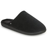Παπούτσια Άνδρας Παντόφλες Isotoner 98032 Black