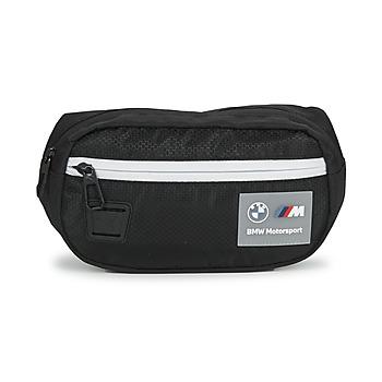 Τσάντες Άνδρας Μπανάνα Puma BMW M Motorsport Waist Bag Black