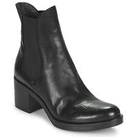 Παπούτσια Γυναίκα Μποτίνια Fru.it ADRIANA Black