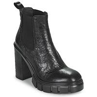 Παπούτσια Γυναίκα Μποτίνια Fru.it CAMILLA Black