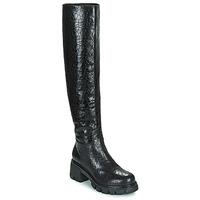 Παπούτσια Γυναίκα Μπότες για την πόλη Fru.it FELINDA Black