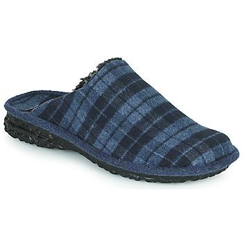 Παπούτσια Άνδρας Παντόφλες Romika Westland TOULOUSE 57 Μπλέ / Black