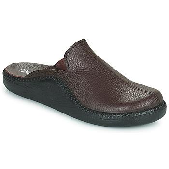 Παπούτσια Άνδρας Παντόφλες Romika Westland MONACO 202G Brown