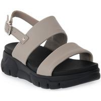 Παπούτσια Γυναίκα Σανδάλια / Πέδιλα Frau TAUPE CLUD Marrone