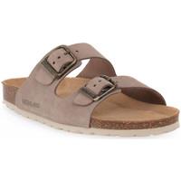 Παπούτσια Γυναίκα Τσόκαρα Grunland TAUPE 60 SARA Marrone