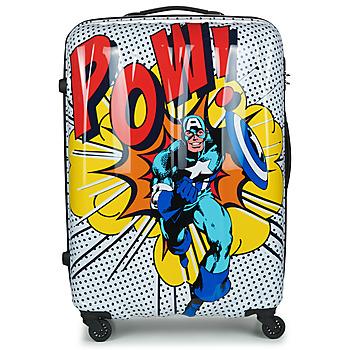 Τσάντες Valise Rigide American Tourister MARVEL LEGENDS POP ART 77 CM Multicolour
