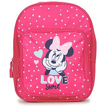 Τσάντες Κορίτσι Σακίδια πλάτης Disney SAC A DOS MINNIE 23 CM Ροζ