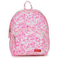 Τσάντες Κορίτσι Σακίδια πλάτης Bakker Made With Love BACKPACK MINI CANVAS Ροζ