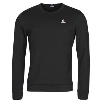 Υφασμάτινα Άνδρας Φούτερ Le Coq Sportif ESS CREW SWEAT N 3 M Black